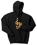 The Official 12 Tone Music Hoodie