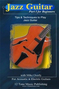 Jazz Guitar DVD for Beginners