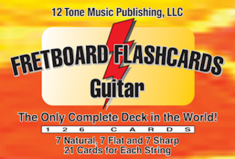 Guitar Fretboard Flashcards