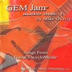 GEM Jam, the play-along CD for Guitar EncyloMedia