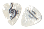Official 12 Tone Music Picks (set of 13 picks)